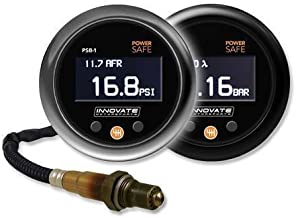 Innovate Motorsports 3892 PSB-1 Boost/Wideband Oxygen Gauge Kit