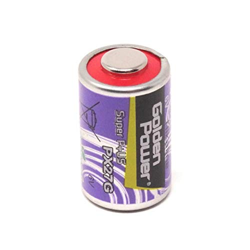 Golden Power Batterie PX27 Alkaline Photo, Alkaline, 6V