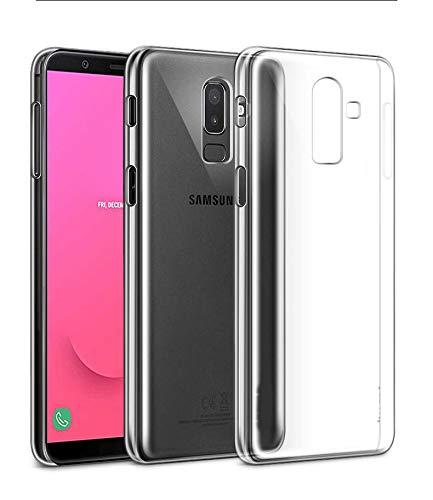 Capa para Samsung Galaxy J6 2018, Cell Case, Capa para Samsung Galaxy J6 2018, Capa Protetora Flexível, Transparente