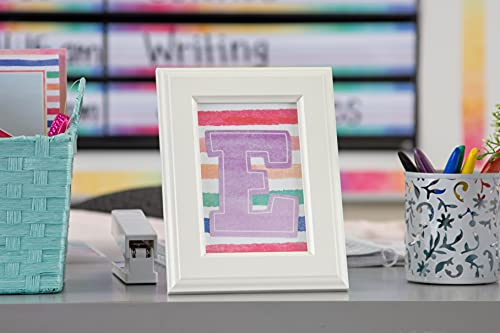"""Watercolor Bold Block 4"""" Letters Combo Pack Photo #4"""
