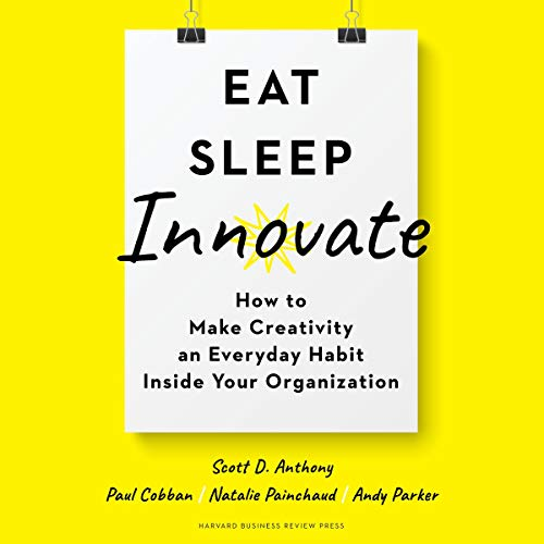 Eat, Sleep, Innovate Titelbild