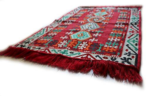 Damaskunst 110x70 cm Orientalischer Teppich,...