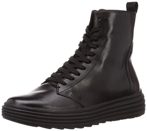GEOX Woman D PHAOLAE A BOOT BLACK_38 EU