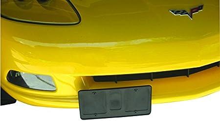 Wakauto Aluminum Trailer License Plate Bracket License Plate Mount Bracket Holder for Truck
