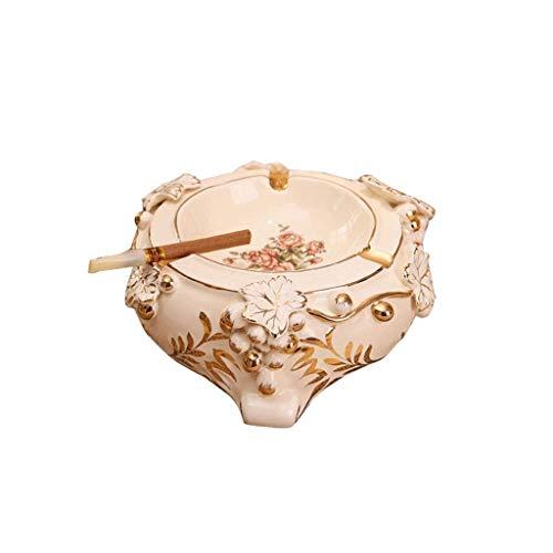 Zixin Dekorationen Art Craft Ascher Keramik Heim Wohnzimmer Couchtisch Dekoration Practical