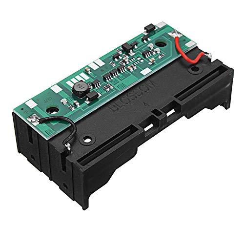 Módulo electrónico Módulo de Batería de Litio Módulo 12V CARGA UPS PROTECCIÓN INTERNOLUCTADA Tablero integrado con Caso 18650 Equipo electrónico de alta precisión