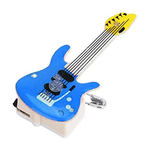 Breastpin, de plástico con lindo elemento de dibujos animados, broche de guitarra...