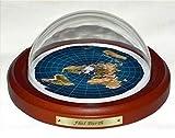 Flat Earth Map Dome Display Model