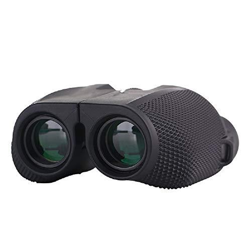 fancheng Mini Verrekijker met Nachtzicht, 10x25 Waterdichte HD Verrekijker voor Volwassenen Kinderen Vogels Kijken Jagen Reizen Wandelen