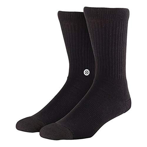 Stance Prime Crew 3 Pack Socks - Black