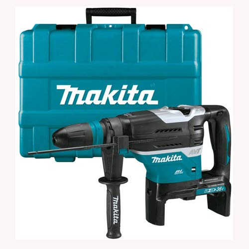 Makita DHR400ZKU 36V LXT Brushless SDS-Max Rotary Hammer Drill Body Only in Carry Case