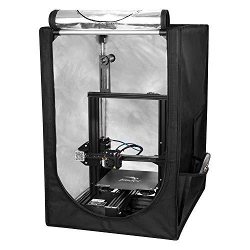 Creality 3D Drucker Konstante Temperatur Schalldicht Staubdicht Schutzhülle für Ender 3 V2/Ender 3/ Ender 3 Pro