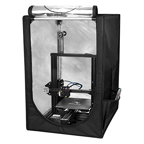 Creality 3D Printer Enclosure Constant Temperature Fireproof Soundproof Dustproof Protective Cover for Ender 3 Ender 3 pro