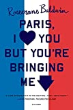 Book Cover: Paris Love You But
