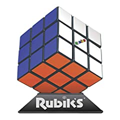 NOTE : These cube are suppose to be loose so that the consumer can solve them faster Billions of combinations only one solution World's best-selling and most famous puzzle 43 quintillion possible moves Twist and turn cube to return it to it's origina...
