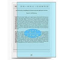 2枚 VacFun ブルーライトカット フィルム , EeWrite E-Pad E-Ink 10.3インチ 向けの ブルーライトカットフィルム 保護フィルム 液晶保護フィルム(非 ガラスフィルム 強化ガラス ガラス )