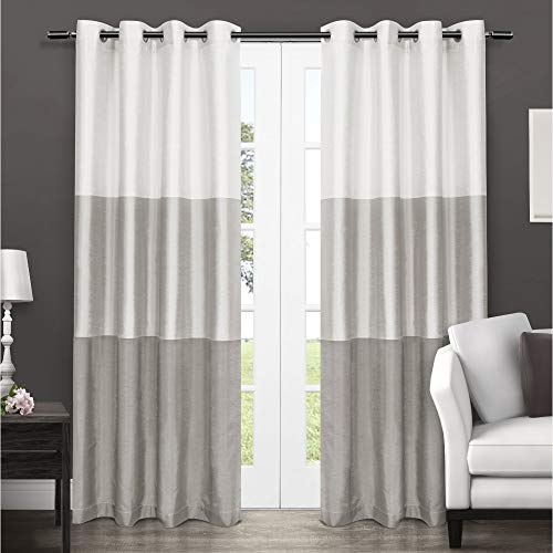 Cortina Gris Perla  marca Exclusive Home Curtains