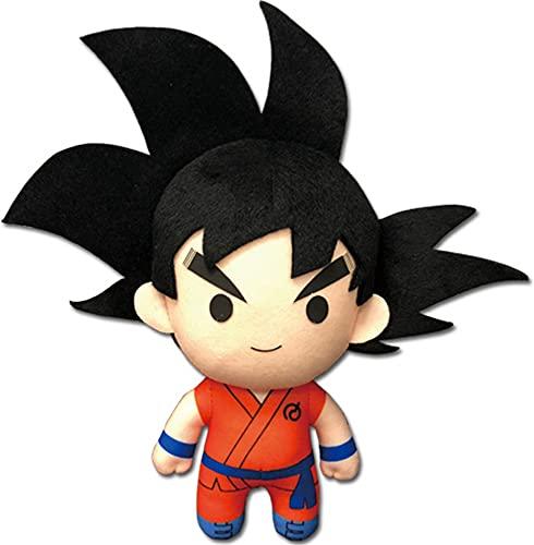 Great Eastern - Dragon Ball Super - Goku Plush, 6.5-Inches