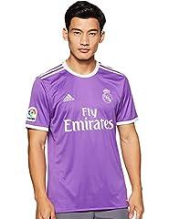 Camisetas 2ª Equipación Real Madrid CF 2016/2017