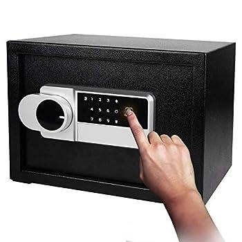 Best fingerprint safe Reviews