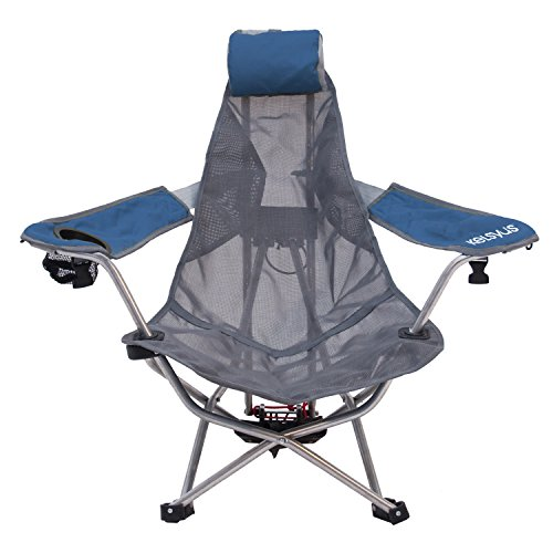 Kelsyus Mesh Backpack Chair - Portable Chair for Camping,...