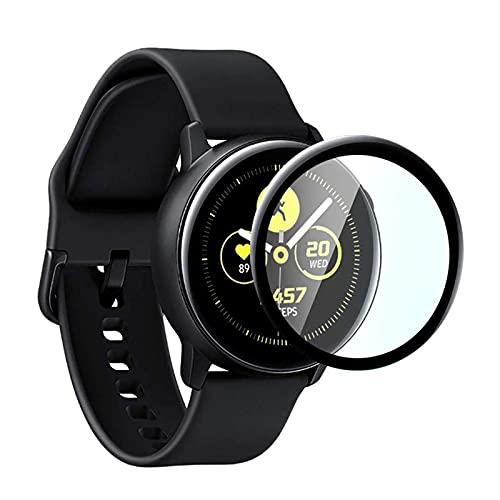 LXFFCOK Cristal templado para Galaxy Watch Active 2, 44 mm, 40 mm, Gear S3 Gear Sport Band Galaxy S2 Galaxy Watch 3, 45 mm, 41 mm (color de la correa: reloj Galaxy 42 mm)