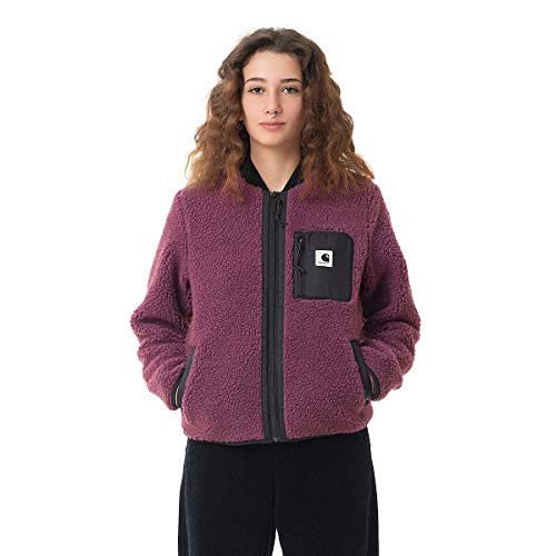 Carhartt Chaqueta para mujer Janet Liner Jacket I025151 Dusty Fucsia...