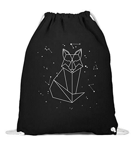 Sternbild Fuchs Sternzeichen Turnbeutel | Füchse Galaxie Sterne Gymsac