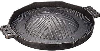 プログレード 鉄鋳物焼肉ジンギスカン鍋29cm #3979 6入