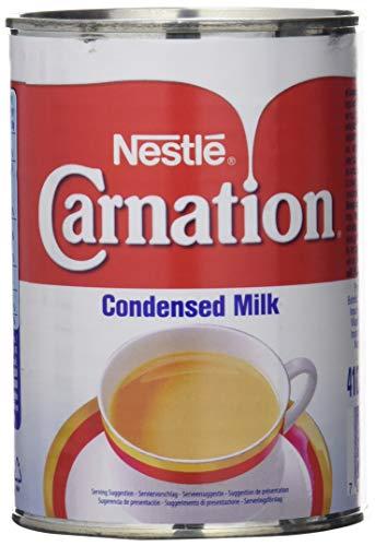 Carnation Pack de leche condensada de 12 x 410 gr 0.41 ml - Pack de 12