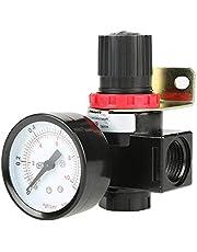 Válvula reguladora de presión - 1 pieza BR4000 G1 / 2 Válvula reguladora reguladora de presión del compresor de control de aire