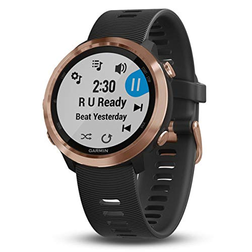Garmin Forerunner 645 Music Black/Rose Gold (010-01863-33)
