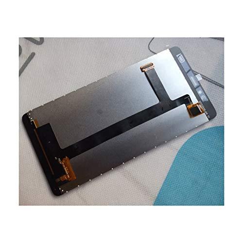 Digitalizador Conjunto Completo Fit For ELEPHONE S3 LCD Pantalla Y Ensamblaje De Pantalla Táctil Fit For ELEPHONE S3 5.2 Pulgadas Celular MTK6753 Cristal Tactil Digitalizador Pantalla táctil LCD de te