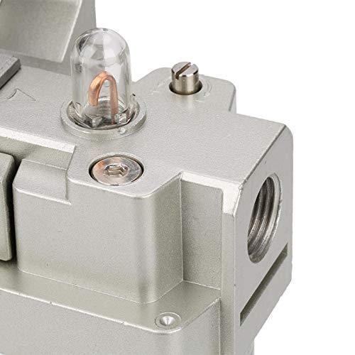 Filtro de aire regulador filtro de aire trampa de humedad G1 / 2 equipo de separación para tubería neumática para fábrica para compresor de aire