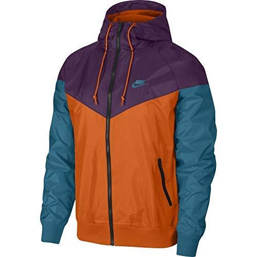 Nike Men's Sportswear Windrunner Hooded Windbreaker AR2191