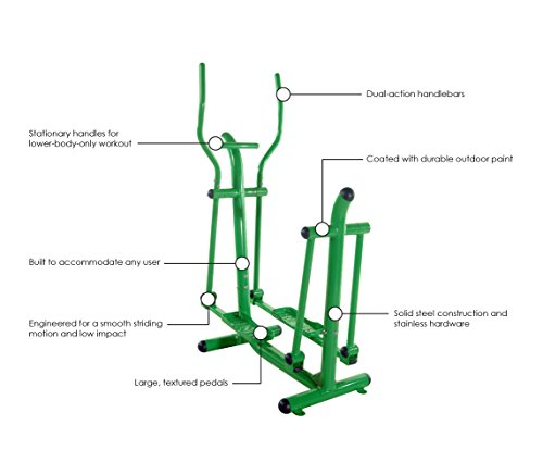 Product Image 4: Stamina Outdoor Fitness Strider