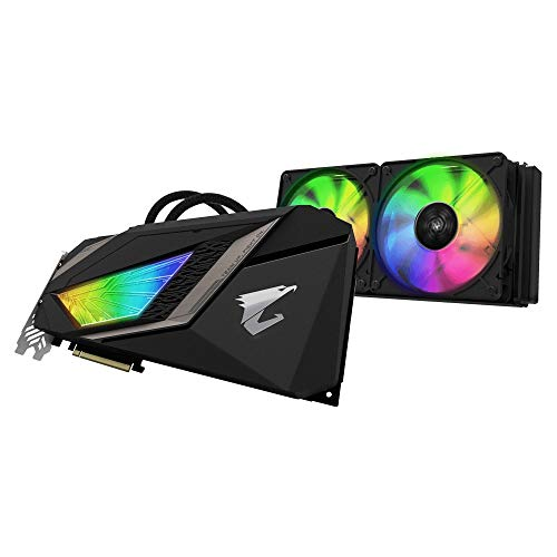 Gigabyte AORUS GeForce Rtx 2080 Ti Xtreme Waterforce W-11GC