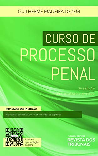 Curso De Processo Penal 7º Edição