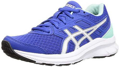 ASICS JOLT 3, Zapatillas de Running Mujer, Lapis Lazuli Blue White, 40 EU