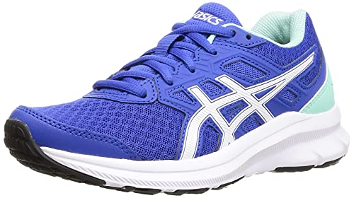 ASICS Jolt 3, Zapatillas de Running Mujer, Lapis Lazuli Blue White, 40.5 EU