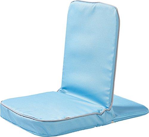 HABA Lernspielzeug Wehrfritz 068477 Verstellbare Boden Stuhl, Blau