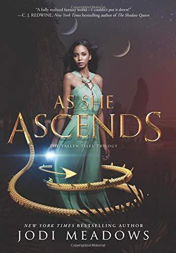 As She Ascends (Fallen Isles)