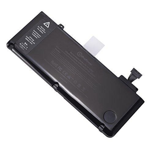 iProPower A1322 Ersatz Akku für MacBook Pro 13 A1278 Mid 2009 Mid 2010 Early 2011 Late 2011 Mid 2012 Year Notebook Batterie