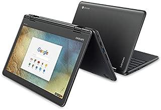 Lenovo N23 2-in-1 Convertible Chromebook 11.6-Inch HD IPS Touch Panel (1366x768) MTK 8173c 4GB 32GB - ZA260016US