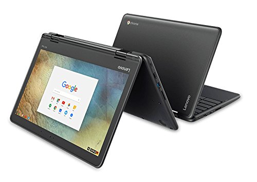 Lenovo N23 2-in-1 Convertible Chromebook 11.6-Inch HD IPS Touch Panel (1366x768) MTK 8173c 4GB 32GB - ZA260016US