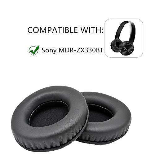 1 Paar Ersatz-Ohrpolster für Sony MDR-ZX330BT MDR-ZX300 MDR-ZX310 Headset MDR ZX330BT ZX300 ZX310