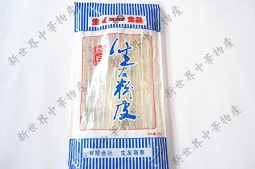 中国産 生友 緑豆粉皮、ハルサメ 緑豆ふんぴ 春雨 しゃぶしゃぶ、サラダ、煮込み、炒めなど お勧め