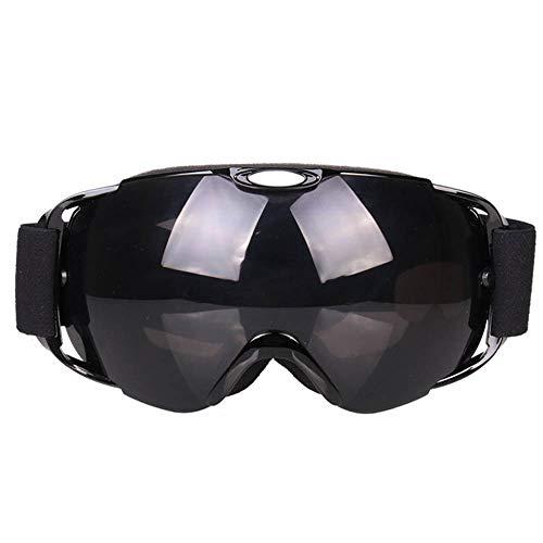 SJF Gafas de esquí, protección contra Rayos Ultravioleta y UV, Gafas de Nieve de Primera Calidad para Hombres, Mujeres y niños, con Sistema de Lentes magnéticas