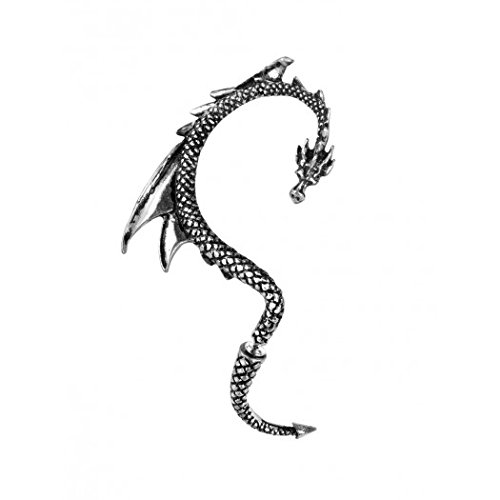 Eblastshop Boucles D'oreilles Alchemy - The Dragon's Lure