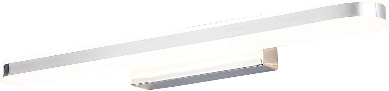 LED Spiegelleuchte Badlampe 12W Beleuchtung Spiegelschrank Bad Spiegellampe Wandleuchte 25.8inch 4200K Natürliches Licht